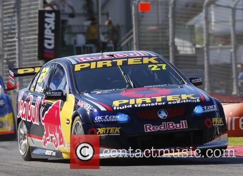 Triple Eight Red Bull Racing Australia
