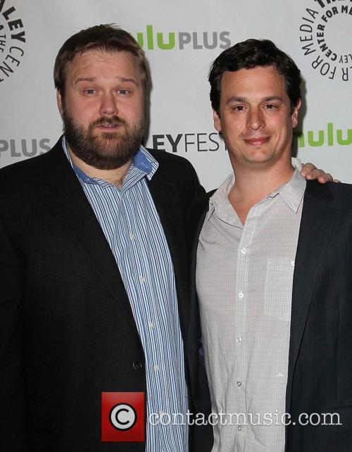 Robert Kirkman and David Alpert 4
