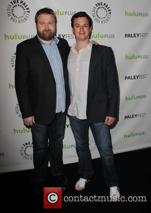 Robert Kirkman and David Alpert 6