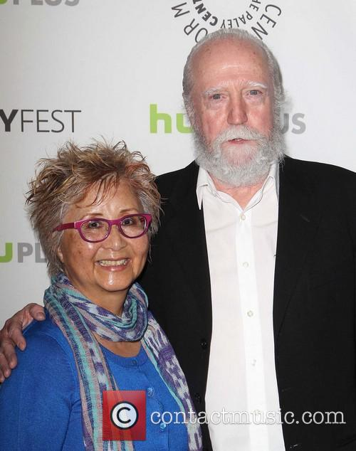 Scott Wilson And Heavenly Koh Wilson 2