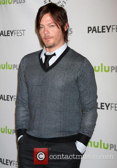norman reedus the 30th annual paleyfest 3535982