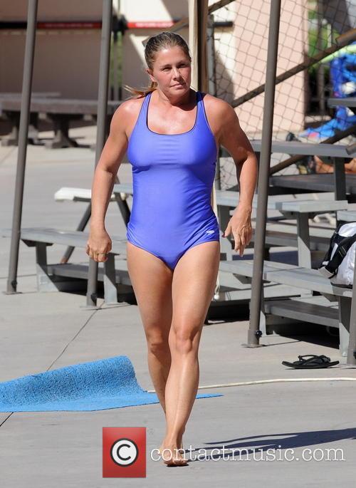 Nicole Eggert, Splash Practice