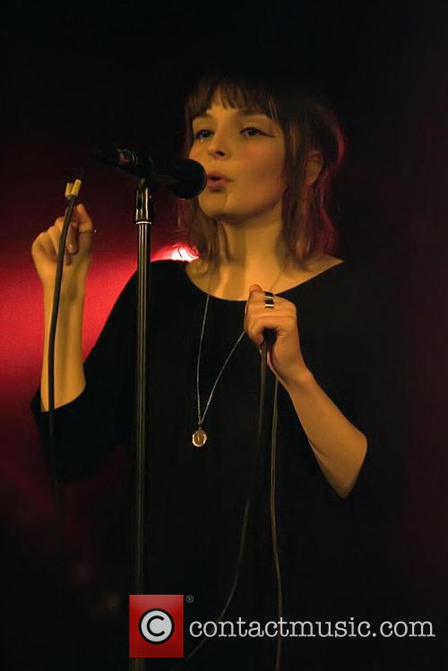 Chvrches and Lauren Mayberry 2