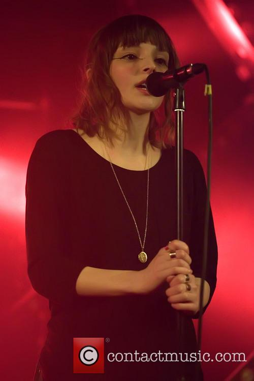 Chvrches and Lauren Mayberry 9