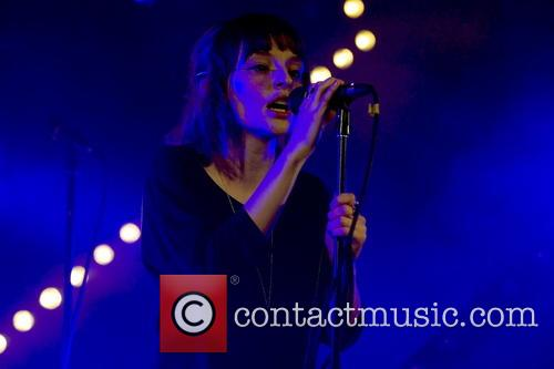 CHVRCHES and Lauren Mayberry 11