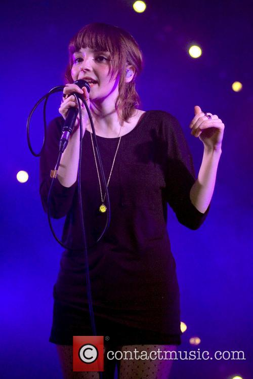 lauren mayberry chvrches perform 3536415