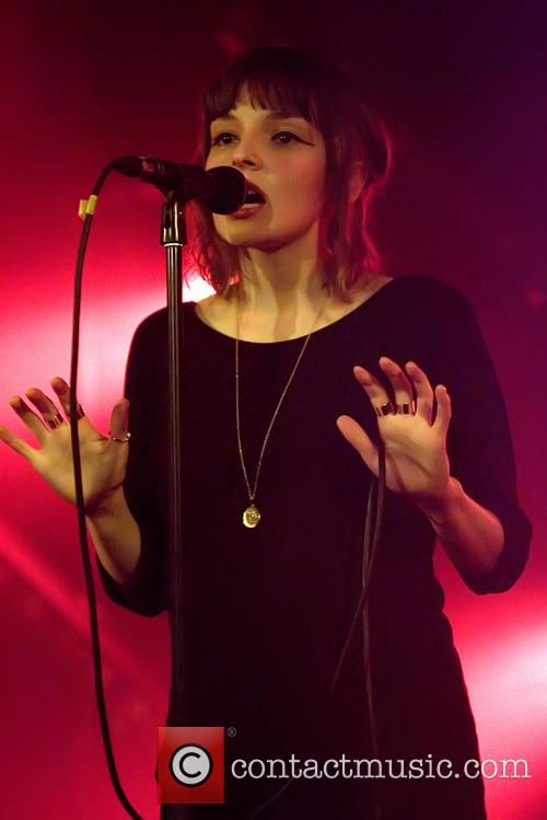 CHVRCHES and Lauren Mayberry 14