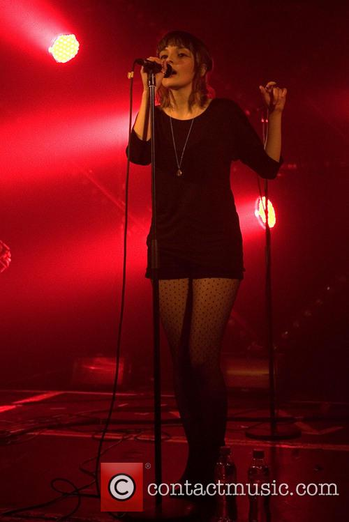 CHVRCHES, Lauren Mayberry, The Arches