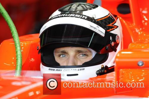 Max Chilton Of Great Britian 8
