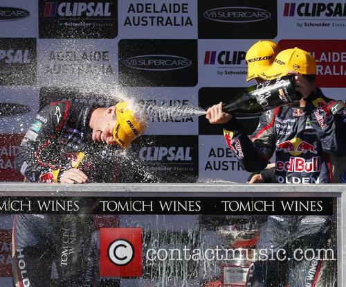 Craig Lowndes, Jamie Wincup and Will Davidson 2