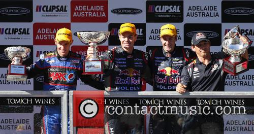 Craig Lowndes, Jamie Wincup and Will Davidson 3