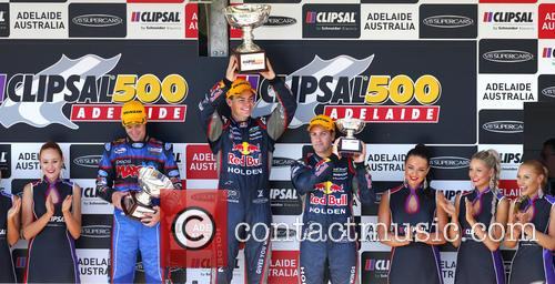 Craig Lowndes, Jamie Wincup and Will Davidson 4