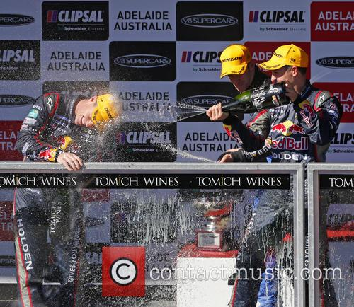 Triple Eight Red Bull Racing Australia