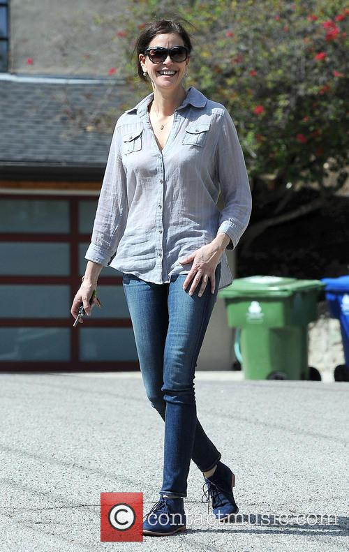 Teri Hatcher Garage Sale