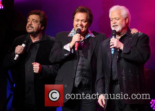 The Osmonds, Jay Osmond, Jimmy Osmond and Merrill Osmond 4