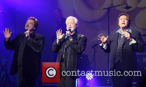 The Osmonds, Jay Osmond, Jimmy Osmond and Merrill Osmond 5