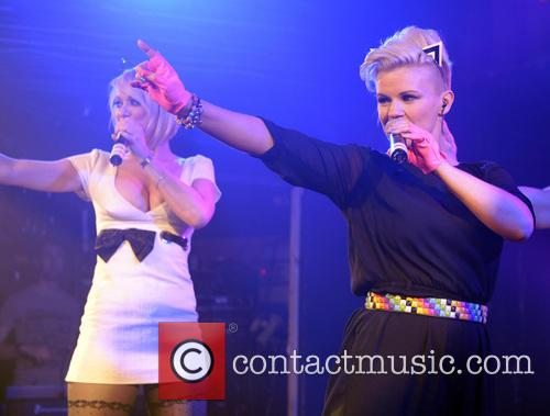 Kerry Katona and Liz Mcclarnon 7