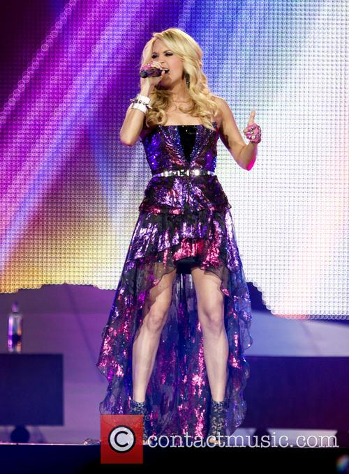 Carrie Underwood 40