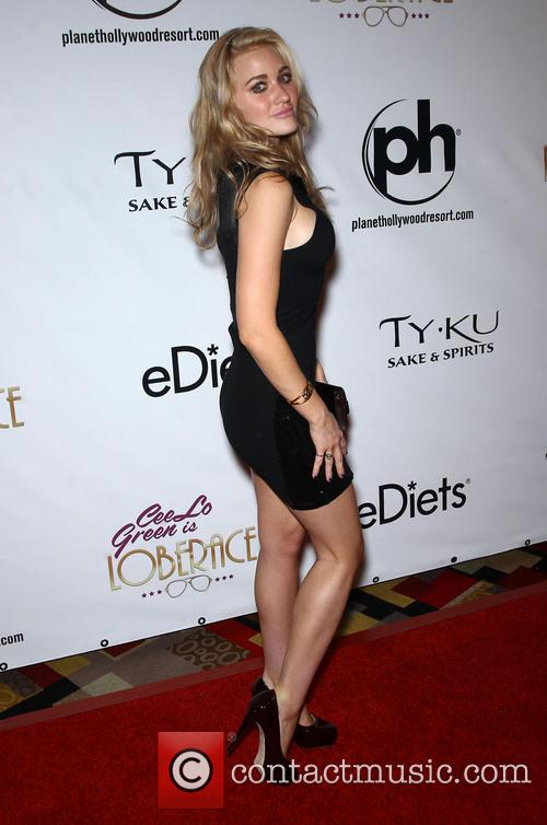 a j michalka red carpet grand opening 3536938