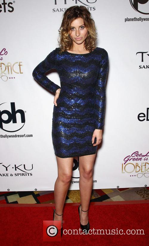Aly Michalka, Planet Hollywood