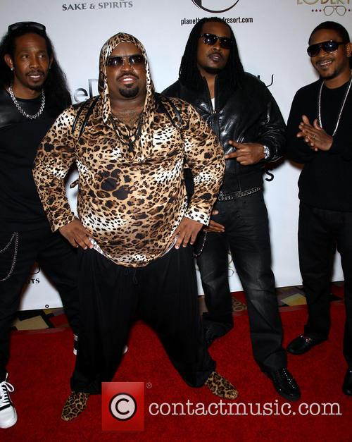 Ceelo Green and Goodie Mob 4