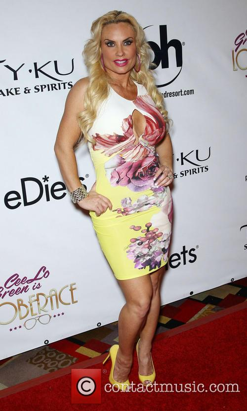 Coco Austin Red Carpet Grand Opening For Ceelo Green Is