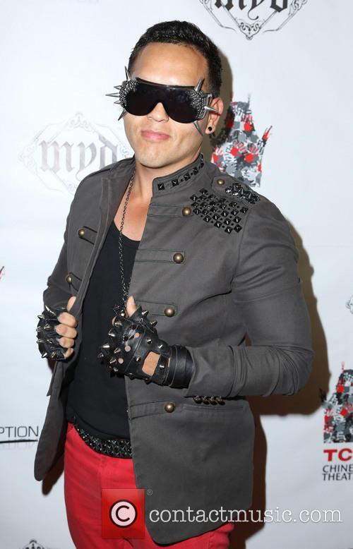 Chris Rockstar 3