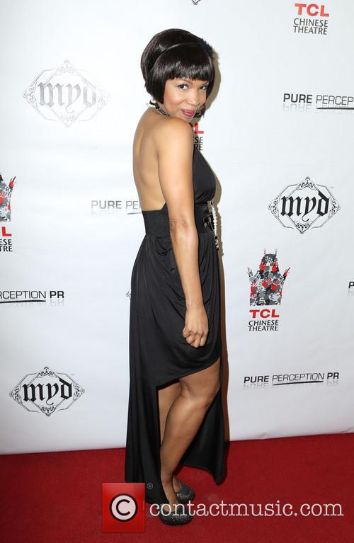 Elise Neal, Grauman's Chinese Theater
