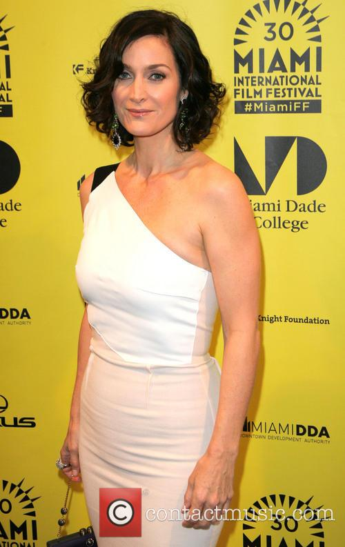 carrie anne moss 30th miami international film festival 3536699