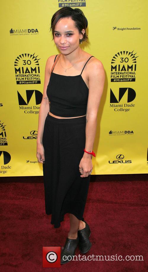 Zoe Kravitz 5