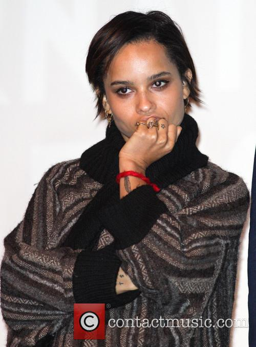 Zoe Kravitz, Miami International Film Festival