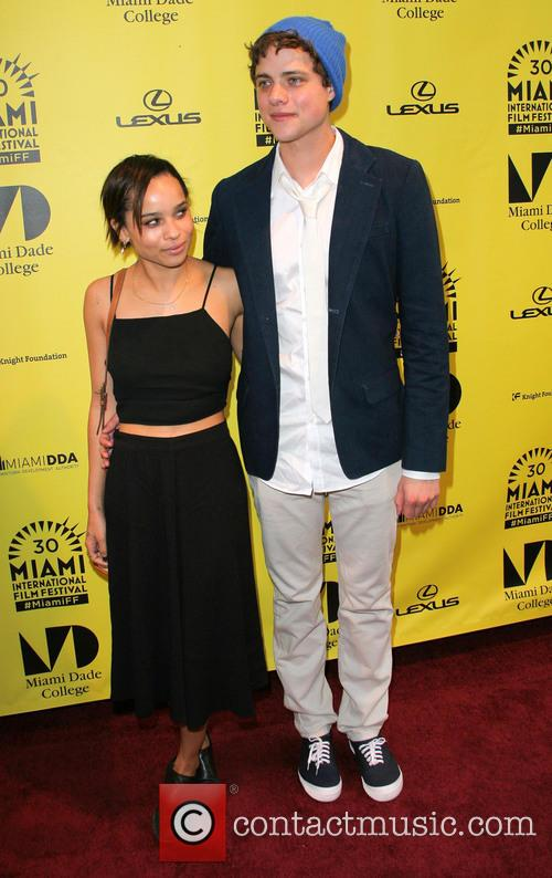 Zoe Kravitz and Douglas Smith 3