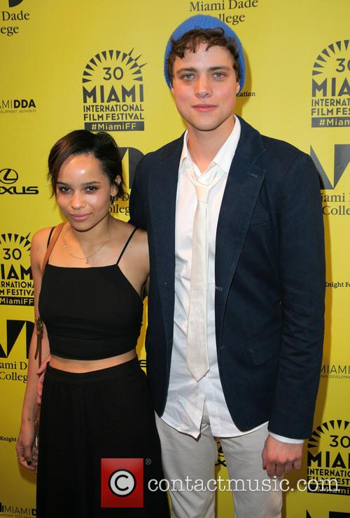 Zoe Kravitz and Douglas Smith 6