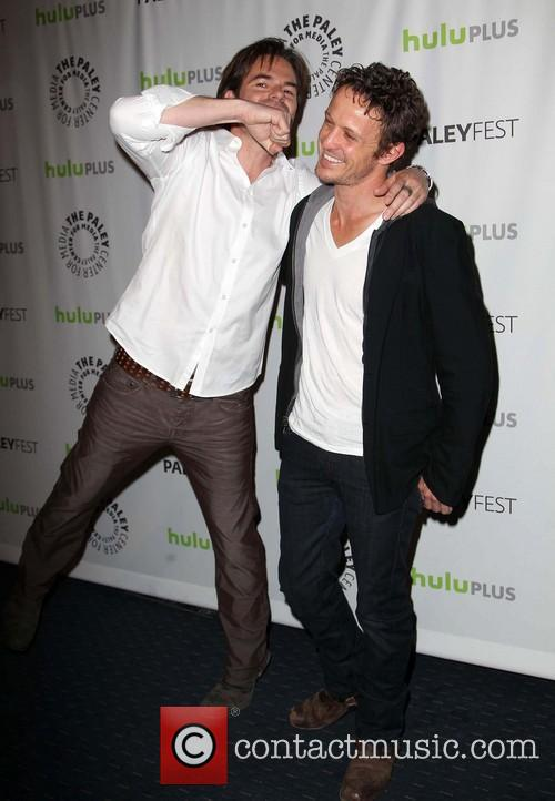 Billy Burke and David Lyons 2
