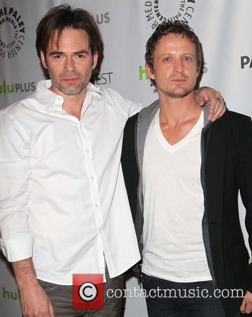 Billy Burke and David Lyons 6