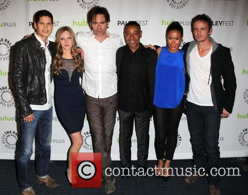 Jd Pardo, Tracy Spiridakos, Billy Burke, Giancarlo Esposito, Daniella Alonso and David Lyons 4