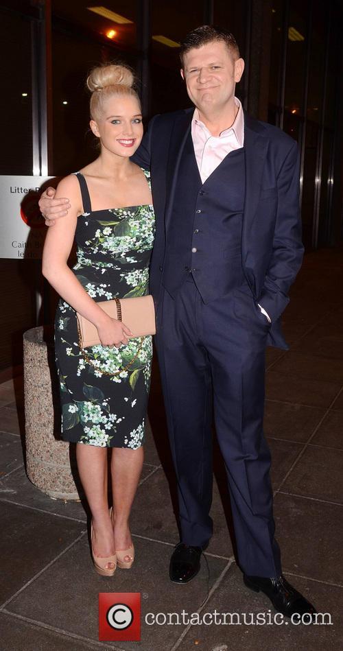 Helen Flanagan and Brendan O'connor 4