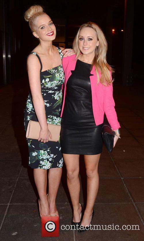 Helen Flanagan and Maddy Kelly 7