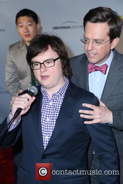 Clark Duke and Ed Helms 2