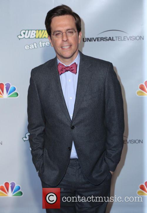 ed helms the office series finale wrap 3559548