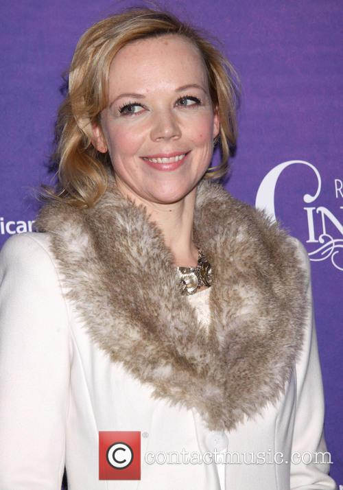 emily bergl premiere of cinderella at the 3537930