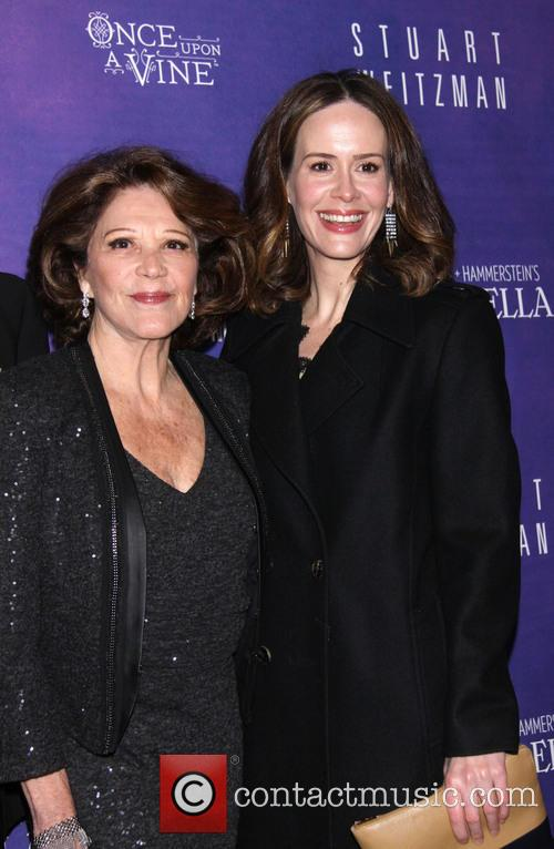 Linda Lavin and Sarah Paulson 2