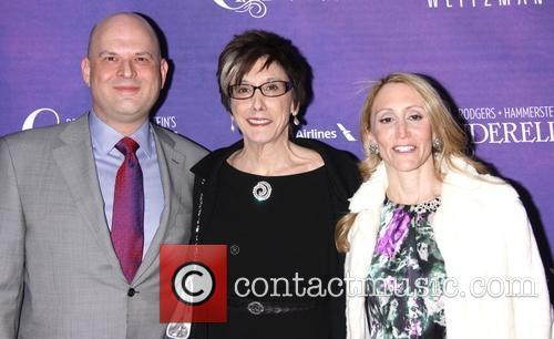 Robyn, Stephen Kocis, Jill Furman