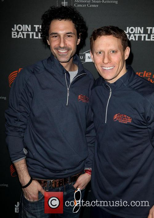 Ethan Zohn and Dave Linn 2