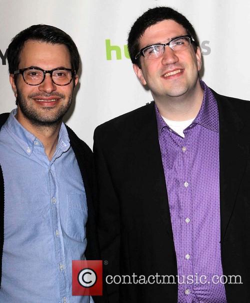 Edward Kitsis and Adam Horowitz 2