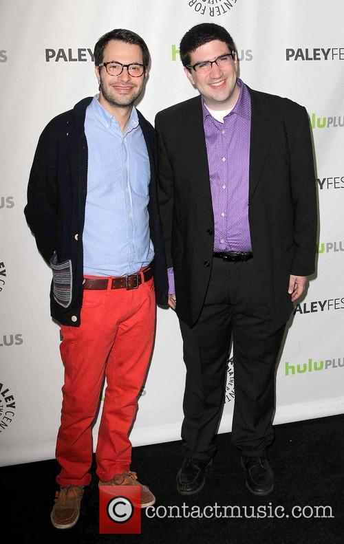 Edward Kitsis and Adam Horowitz 1