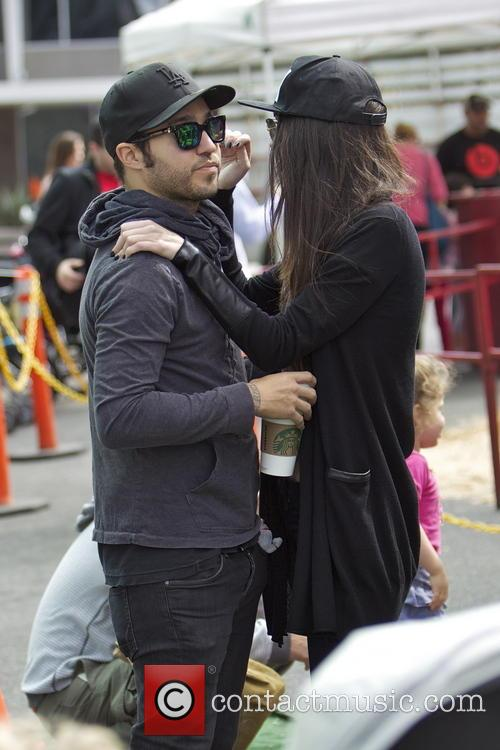 Pete Wentz and Meagan Camper 8