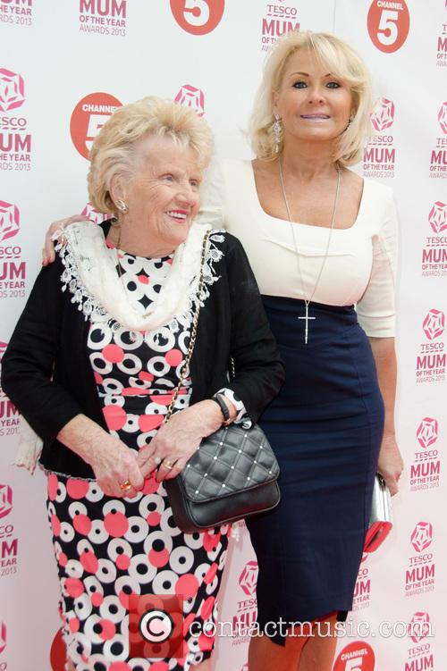 Nanny Pat and Carol Wright 2