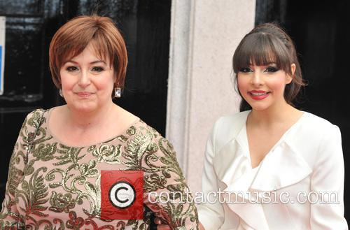 Roxanne Pallett and Guest 11