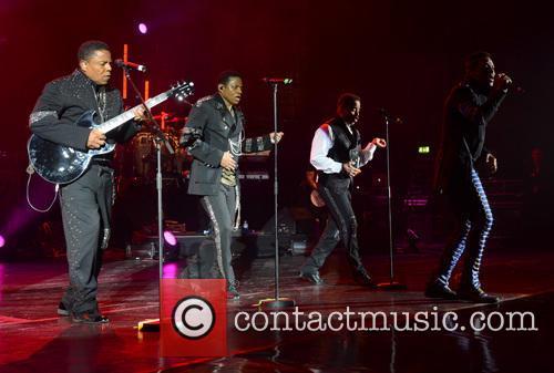 Tito Jackson, Jackie Jackson, Marlon Jackson and Jermaine Jackson 4